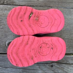 Carter's Shoes - Carter's sneakers size 3 blue and pink